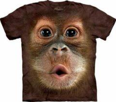 The Mountain Kinder apen T-shirt Orang Oetan 164-176 (xl)