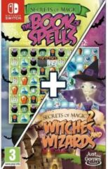 Just for games NSW Secrets of Magic: The Book of Spells + Secrets of Magic 2: Witches and Wizards (EU)