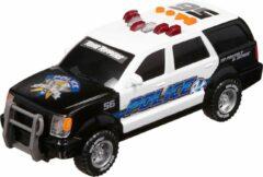 Rode Nikko Toys Nikko - Road Rippers Auto Rush en Rescue: politie SUV 30 cm