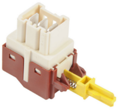 Zoppas Schalter für Waschmaschine 1249271006