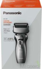Witte Panasonic ES-RW33 Scheerapparaat met scheerblad Trimmer Zwart, Zilver