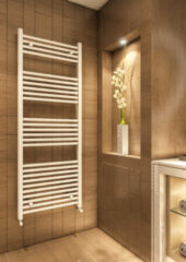 Eastbrook Wingrave verticale verwarming 160x50cm Mat wit 794 watt