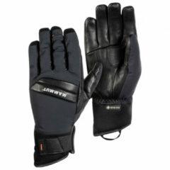 Mammut - Nordwand Pro Glove - Handschoenen maat 9, wit/grijs/zwart/olijfgroen/zwart/olijfgroen/rood/zwart/olijfgroe