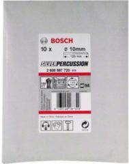 Bosch Ø 4mm Betonbohrer CYL-3, Silver Percussion 10er Pa ck