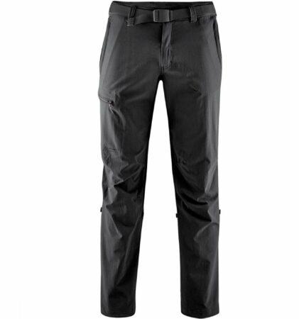 Afbeelding van Maier Sports - Nil - Trekkingbroeken maat 26 - Short, zwart/grijs