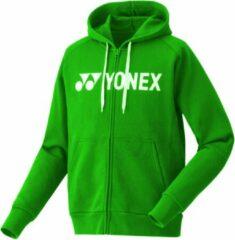 Yonex Sportsweater Hoodie 0018 Heren Groen Maat M