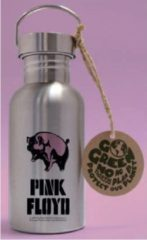 GB Eye Limited PINK FLOYD - Logo - Aluminium Drink Bottle 500ml