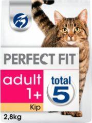 Perfect Fit Droogvoer Adult Kip - Kattenvoer - 2.8 kg - Kattenvoer
