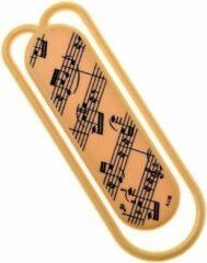 AIM Reuze paperclip muziekmotief