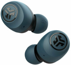 JLab Audio GO Air True Wireless koptelefoon - Bluetooth oordopjes met oplaadcase - Navy Blauw