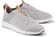 Sneaker Cabrillo von Toms in grau für Damen. Gr. 36,37,38,39,40