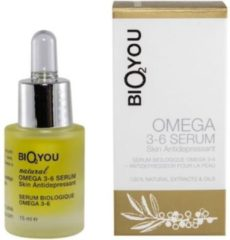 Bio2You Nederland Natuurlijke OMEGA 3-6 SERUM, huid Antidepressant