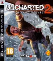 Naughty Dog Uncharted 2 Among Thieves