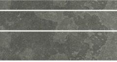 Antraciet-grijze Jos. Reused Vloertegel 10mm vorstbestendig gerectificeerd Antraciet Mat 1317781