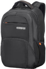 "Zwarte American Tourister Urban Groove UG7 Office Backpack 15.6"" black backpack"