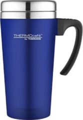 Thermos Soft Touch Travel Mug Blauw 420 ml