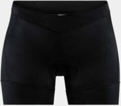 Craft - Women's Essence Hot Pants - Fietsbroek maat S, zwart