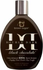 Brown Sugar Double Dark Zonnebankcreme 400X Black Chocolate Bronzers - 400ml