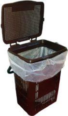 Transparante Knapzak Bio zak - 20 liter - 900 zakken