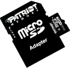 Patriot Speicherkarte MicroSDHC Card 32 GB Patriot Schwarz