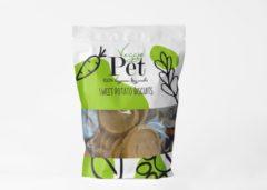 VeggiePet | Sweet Potato Biscuits | Voordeelbundel van 3 zakjes | Hondensnack
