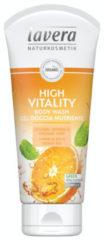Lavera Douchegel/body wash high vitality 200 Milliliter
