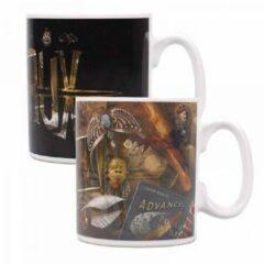 Zwarte Half Moon Bay Harry Potter Horcrux Heat Changing Mug 400ml