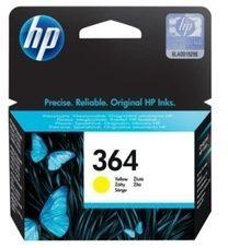 HP Cartuccia originale 364 giallo CB320EE