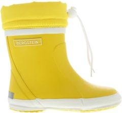 Gele Bergstein Winterboot geel regenlaarzen uni