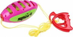 Free and Easy speedbal 17 cm junior roze
