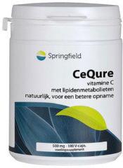 Springfield Nutraceuticals Springfield CeQure 500 mg 180 vegicaps
