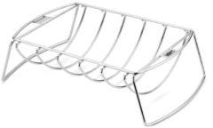 Zilveren Weber Rib-karbonaderek voor Q3000 vanaf Ø 57 cm