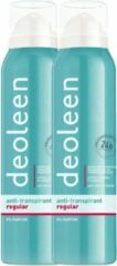 Deoleen deodorant spray - 2 x 50ml