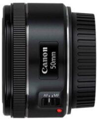 Zwarte Canon EF 50MM STM Lens