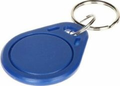 WL4 RFID tags blauw met key ring (10 stuks)
