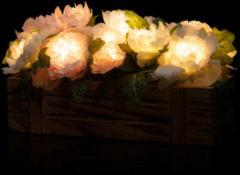 Paradessa LED-Blumenarrangement