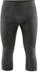 Zwarte Craft Dry Act.Comfort Knicker heren thermobroek