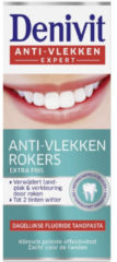 Denivit Tandpasta Anti-Vlekken Rokers 50 ml