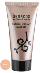 Benecos Nude Natural Creamy Make-up Foundation 30 ml