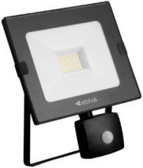 Avide Slim LED SMD Flood Light 120 NW 4000K 20W with PIR - Avide
