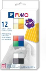 FIMO - STAEDTLER Fimo Effect set - colour pack 12 st 8013 C12-1 / 12x25gr (04-19)