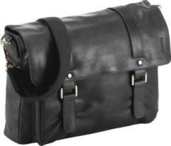 Buddy Messenger Businesstasche Leder 37 cm Picard schwarz