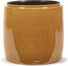 Serax Bloempot Honey-Geel D 30 cm H 30 cm