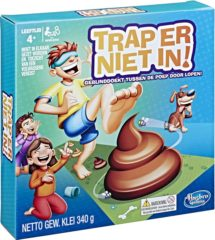 HASBRO Spel Don't Step In It // 10 (6019104)