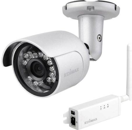 Afbeelding van Edimax HD IP-Camera Buiten 1280x720 Aluminium HD IP-Camera Buiten 1280x720 Aluminium