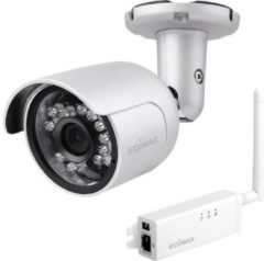 Edimax HD IP-Camera Buiten 1280x720 Aluminium HD IP-Camera Buiten 1280x720 Aluminium