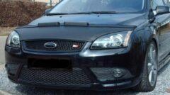 Universeel Motorkapsteenslaghoes Ford Focus II 2005-2008 zwart