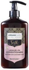 ARGANICARE LEAVE -IN CONDITIONER FOR VERY DRY AND DAMAGED HAIR - ARGAN & SILK PROTEIN 400 M