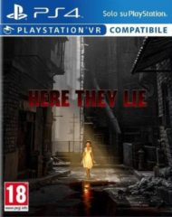Sony Interactive Entertainment Here They Lie (PSVR Required)