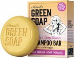 Marcel's Green Soap Marcel's groen Soap Shampoobar Vanilla&Cherry Blossom 90 gr